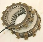 2000 YAMAHA TTR250   CLUTCH PLATE SET