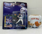 NOMAR GARCIAPARRA Starting Lineup SLU 1999 Action Figure & Card Boston Red Sox