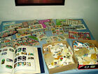 Huge Collection Lot of US  World International Stamps  Book Used  Unused