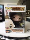 Funko POP - #76 Sloth - The Goonies - SDCC Limited Exclusive 2500 - Mint Box