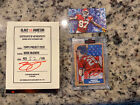 Topps Project 2020 Mark McGwire Blake Jamieson Red Auto Signed #52 149 FAST SHIP