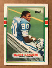 1989 Topps Traded Football Cards 18