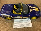 FRANKLIN MINT 1998 Chevrolet Corvette Indy Pace Car MIB Mint in Box