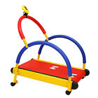 Kids Toddler Fitness Exercise Equipment Manual Treadmill Workout Home Gym