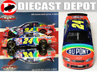 JEFF GORDON 1999 SONOMA WIN RACED VERSION DUPONT 24 CHEVY 1 24 ACTION