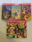 Wacky Adventures Of Ronald McDonald VHS Video Tapes Movies Volumes 1 5 TESTED