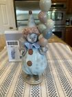 Lladro 5811 Littlest Clown in Original Box - Perfect Condition
