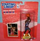 1997 extended series CLYDE DREXLER Houston Rockets * FREE s/h * Starting Lineup