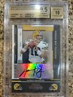 2005 PLAYOFF CONTENDERS AARON RODGERS AUTO RC BGS 9.5 10!!