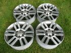 20 Toyota 4Runner Silver Factory OEM Alloy Wheels Rims 69561 2014 2020 Tacoma