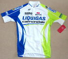 BNWT LIQUIGAS CANNONDALE PRO TEAM JERSEY SUGOI LARGE 41 CIRCUMFERENCE