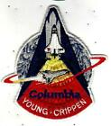 Original NASA Columbia SPACE SHUTTLE patch THE REAL ONE not gift shop version