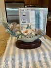 Lladro 1877 Floral Serenade Ltd Ed. w/ Base & Original Box - Perfect Condition