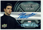 2019 Upper Deck Agents of SHIELD Compendium Trading Cards 11