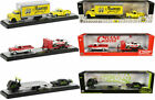 M2 MACHINES 1 64 AUTO HAULERS RELEASE 38 3 STYLE TRUCKS DIECAST MODELS 36000 38