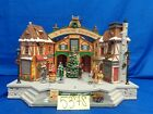 Lemax Village Collection A Christmas Carol Play #45734 As-Is SS5378