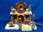 Lemax Village Collection Santa's Workshop #35558 As-Is SS15002
