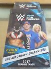 2017 TOPPS WWE THEN, NOW, FOREVER WRESTLING HOBBY BOX 2 boxes