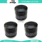 3Pcs Engine Oil Filter Fit Honda CBF1000 F ABS 2006 2007 2008 2009 2010