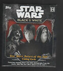 2020 TOPPS STAR WARS RETURN OF THE JEDI BLACK AND WHITE SEALED HOBBY BOX