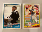 1988 Topps Football Cards Complete Set #1-396 Bo Jackson Rookie
