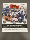 2020-21 Topps NHL Sticker Collection Hockey Cards - Checklist Added 26