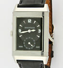 Jaeger LeCoultre Reverso SS Duo Day Night Q2718470 270.8.54 Mechanical Watch B/P