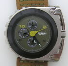 DIESEL DZ4107 Mens Military Chronograph Herrenuhr