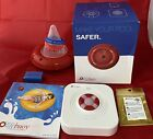 Lifebuoy Pool Alarm System Pool Motion Sensor Smart Pool Alarm