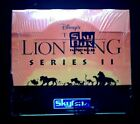 1994 SkyBox The Lion King Factory Sealed Box 36 Packs Case Fresh Box