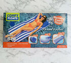 Comfy Floats Large Swimming Pool Float Memory Foam Sun Bed No Air Needed 65 in