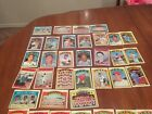 1972 Topps Baseball Cards lot of 48 good condition high book value