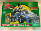 GI Joe SNOW CAT Spy Troops with Frostbite v7 Toys R Us Exclusive MIB