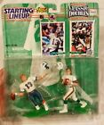 Starting Lineup Classic Doubles Miami Dolphins Dan Marino Bob Griese Action Figs