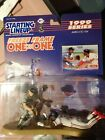 1999 Starting Lineup FREEZE FRAME 1 on 1 CAL RIPKEN JR & KENNY LOFTON - SLU-MIP