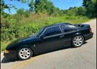 1993 Ford Mustang COBRA 1993 Ford Mustang Hatchback Black RWD Manual COBRA