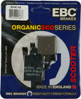 EBC Front Organic Brake Pad for Malaguti Yesterday50 1998-2004