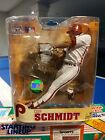 Mike Schmidt McFarlane Series 5 Cooperstown Collection Philadelphia Phillies MLB