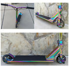 DIS Slick Pro Competition Complete Custom Freestyle Scooter NEW