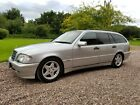 LARGER PHOTOS: LHD 2000 MERCEDES C280 SPORT AUTO ESTATE PRINS LPG LEFT HAND DRIVE