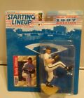 Starting lineup Randy Johnson 51 Seattle Mariners 1997 MLB action Figure kenner