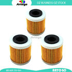 3Pcs Engine Oil Filter Fit Husqvarna TXC450 2008 2009 2010 2011