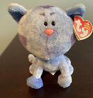 NEW Ty Beanie Babies PERIWINKLE the Cat Nick Jr. Blues Clues NWT
