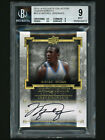 2013-14 UD Exquisite Enshrinements Michael Jordan Auto #5 23 BGS 9 Mint Auto10