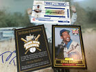Billy Williams 150 Ernie Banks auto 2004 Playoff Absolute signed TOTT autograph