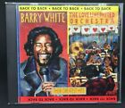 Back to Back: Their Greatest Hits by Love Unlimited Orchestra/Barry White...