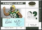 2003 Certified Reggie White Packers HOF Autograph Patch 53 92