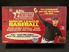 2012 Topps Heritage Minor League Baseball Brand New Sealed Hobby Box Yelich RC