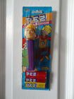 PEZ DISPENSER On Card Unopened EMERGENCY HEROES CONSTRUCTION WORKER