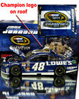 JIMMIE JOHNSON 2013 LOWES SPRINT CUP SERIES CHAMPIONSHIP 6 TIME 1 24 ACTION